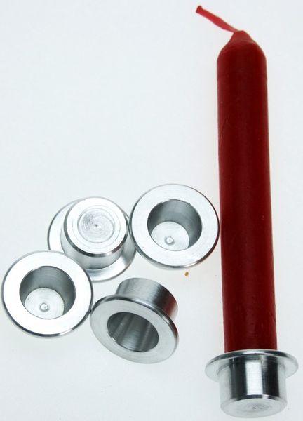 AHS Kerzenhalter aus Aluminium