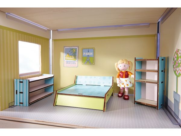 HABA Little Friends Schlafzimmer