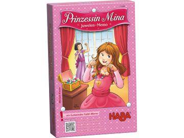 HABA Spiel MBS Prinzessin Mina Juwelen-Memo