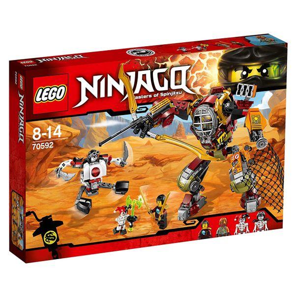 LEGO Ninjago - Schatzgräber M.E.C. 70592