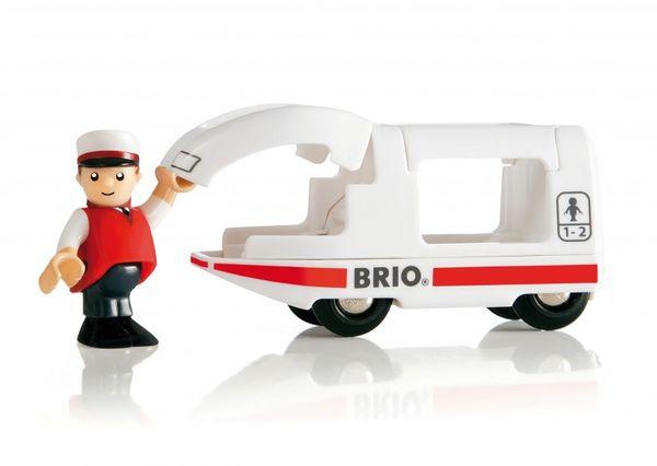 BRIO Reisezug mit Fahrer