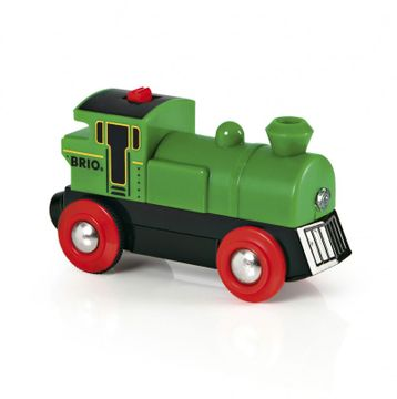 BRIO Batterielok Speedy Green