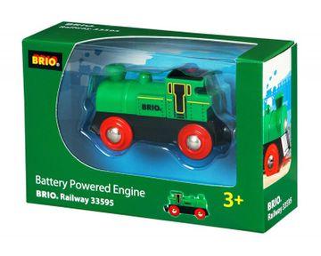 BRIO Batterielok Speedy Green