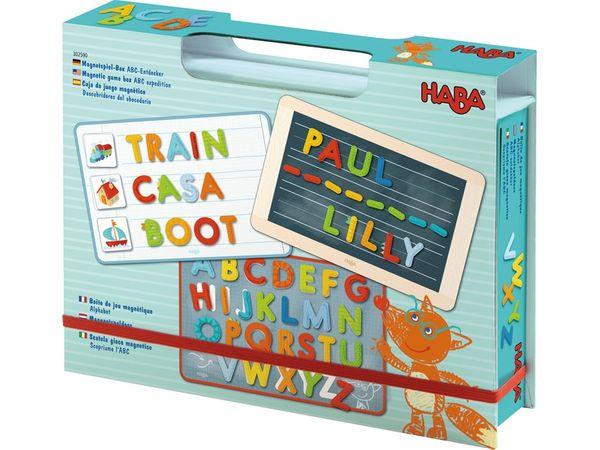 HABA Magnetspiel-Box ABC-Entdecker