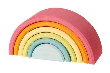 Grimms 6 Teiliger Regenbogen pastell