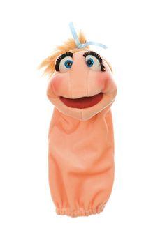 Living-Puppets Quasselwurm Rosalinde