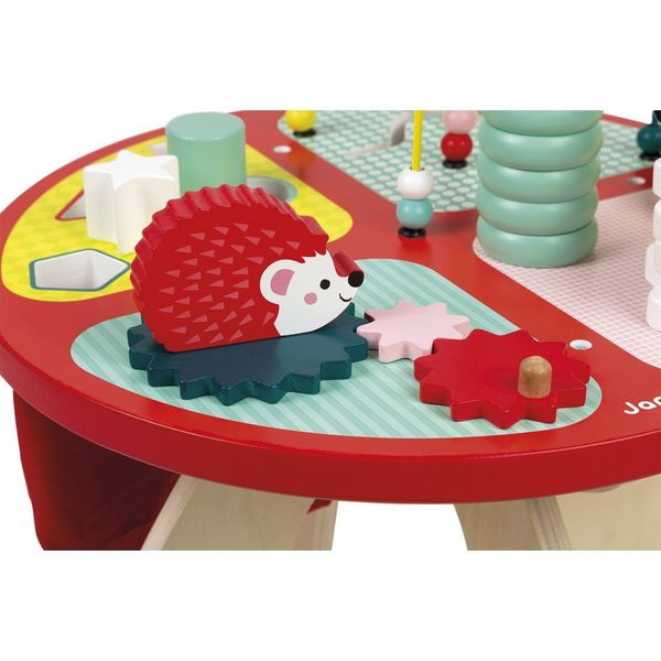 Janod Baby Forest Activity Tisch