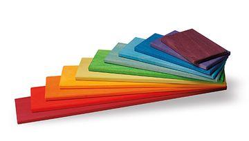 Grimms Bauplatten Regenbogen