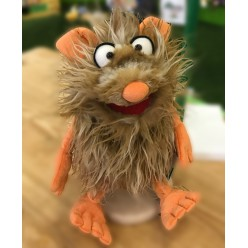Living-Puppets Monster to go, Flausi der Hamster