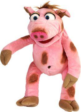 Living-Puppets Stulle das Schweinchen