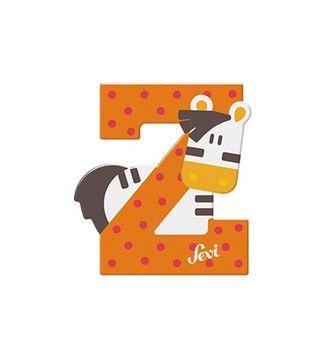 Sevi Buchstabe Z Zebra