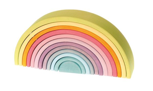 Grimms Regenbogen pastell