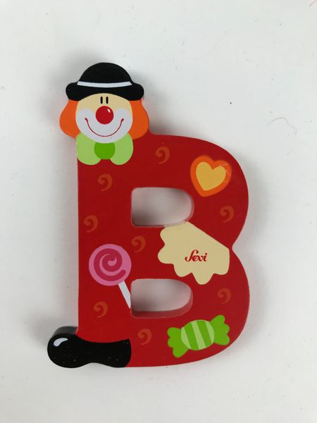 Sevi Buchstaben Clown B