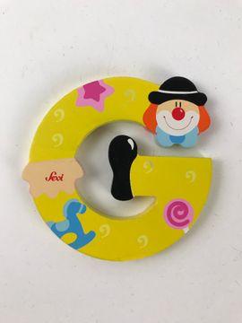 Sevi Buchstaben Clown G