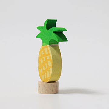 Grimms Stecker Ananas