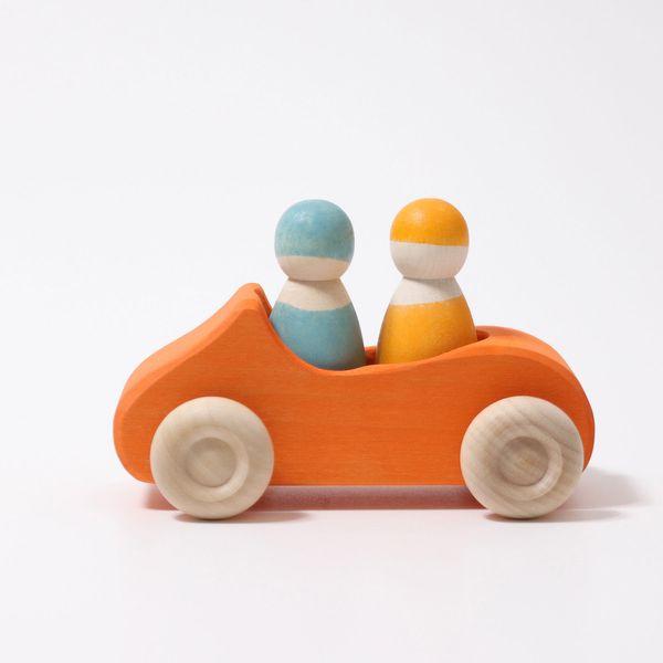 Grimms Großes Cabrio Orange