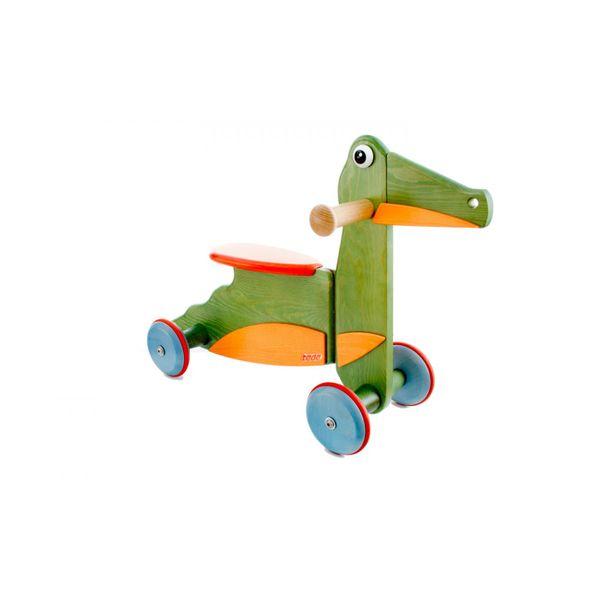 Rutschtier Krokodil, Frieda