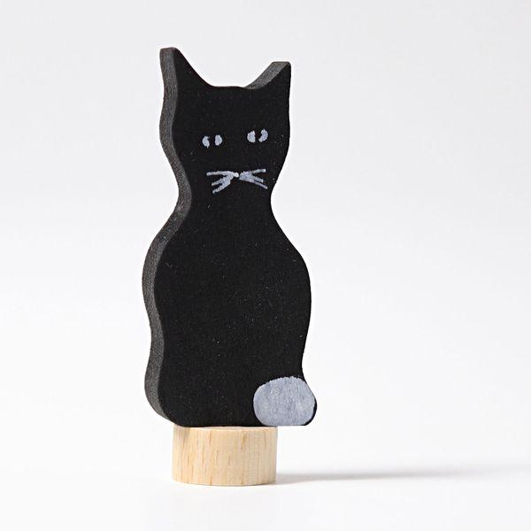 Grimms Stecker schwarze Katze
