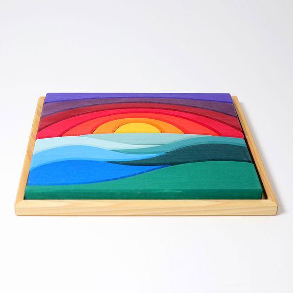 Grimms Landschaftspuzzle