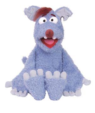 Living Puppets Handpuppe Woozle Goozle, 60cm