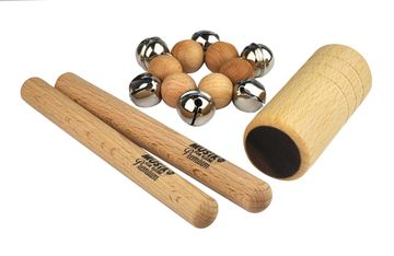 Voggenreiter Mini-Percussion-Set