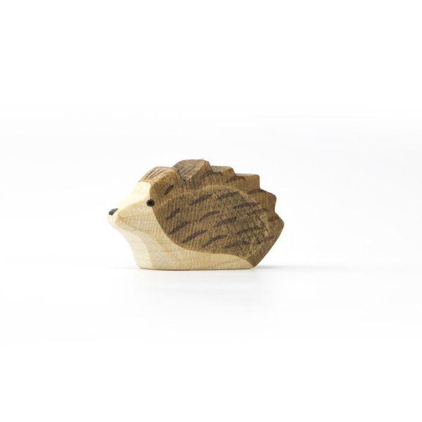Ostheimer Holzfigur Igel, klein