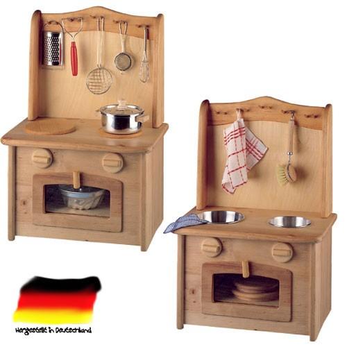Glückskäfer Kinderküche Herd / Spüle Kombination