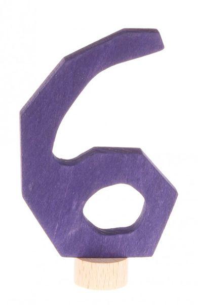 Grimms Zahlensstecker 1-9 & 0
