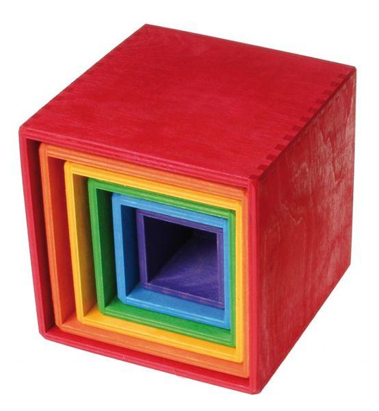 Grimms Kistensatz groß versch. Farben