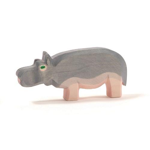 Ostheimer Holzfigur Nilpferd