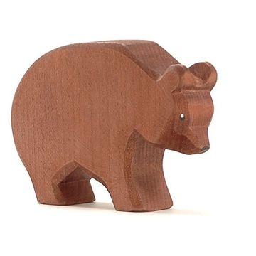Ostheimer Holzfigur Bär groß