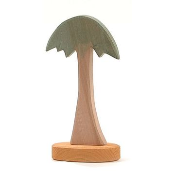 Ostheimer Holzfigur Palme II mit Stütze