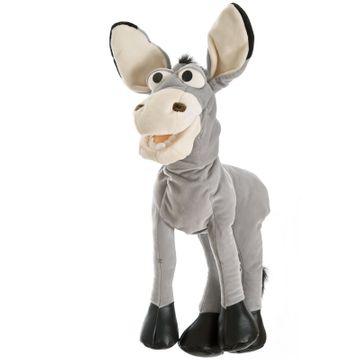 Handpuppe Fridulin der Esel