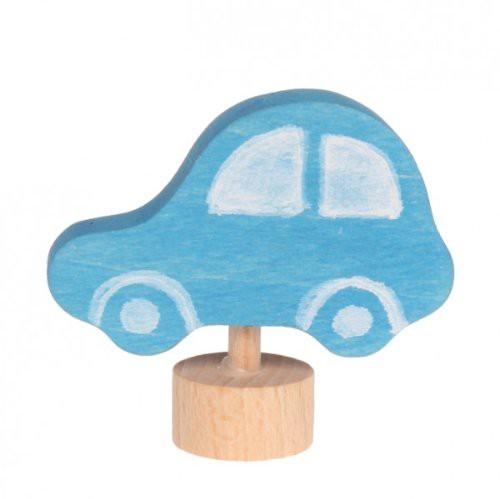 Grimms Stecker Auto blau