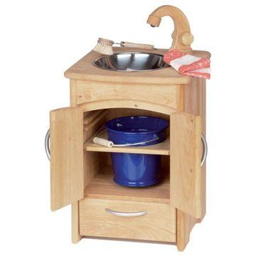 Glückskäfer Kinderküche Kinderspüle