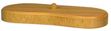 Holztiger Baumstütze für Palme, groß