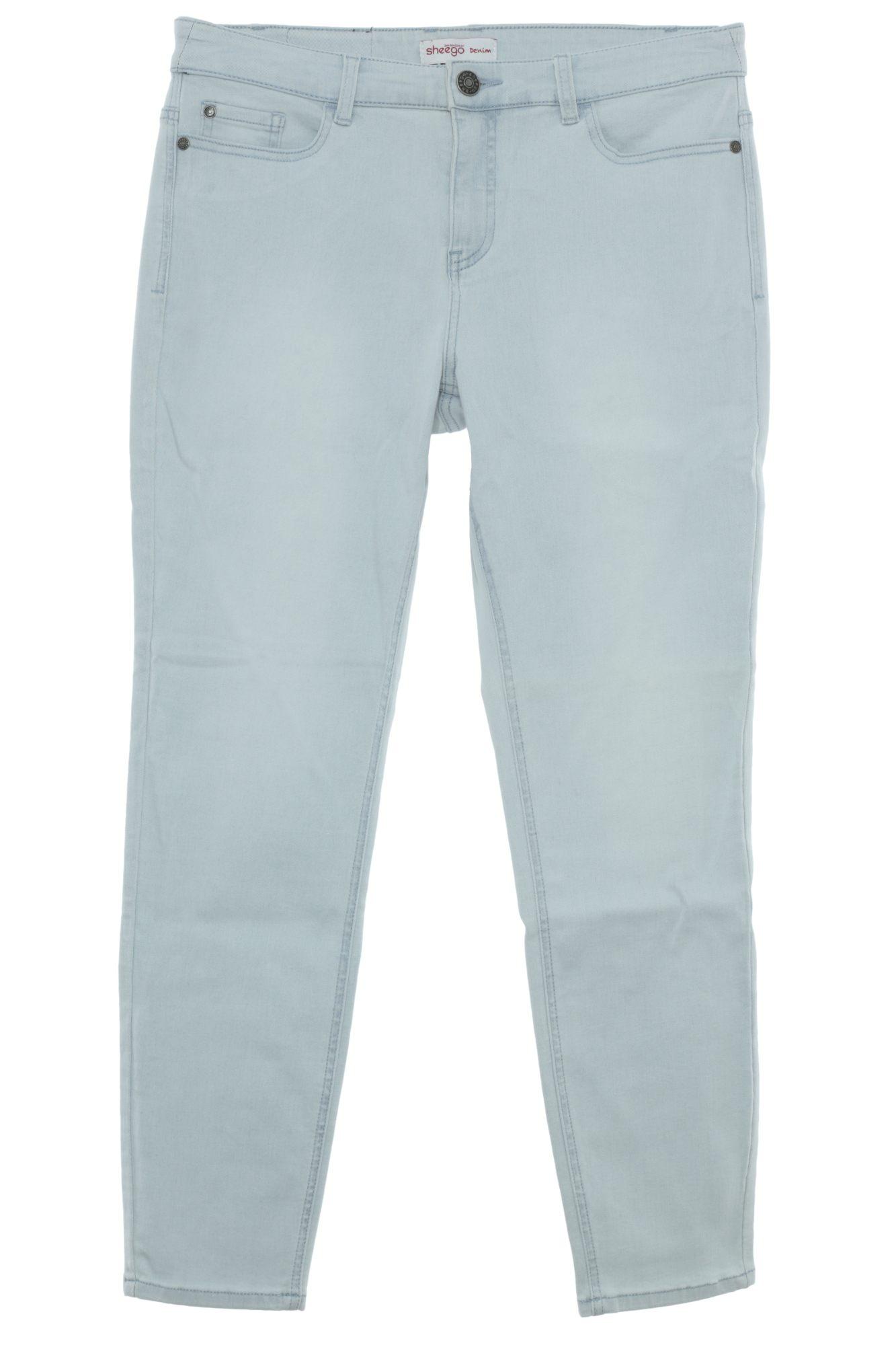 sheego Jeans Damen Stretch Plusgröße