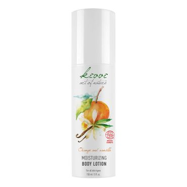 Body Lotion Orange & Vanilla