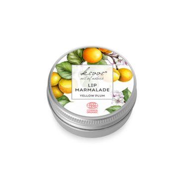 "Lippenpflege ""Lip Marmalade Yellow Plum"" (Gelbe Pflaume)"