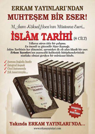 Islam Tarihi Sempatik Boy Kutulu Takim (8 Cilt) – Bild 2