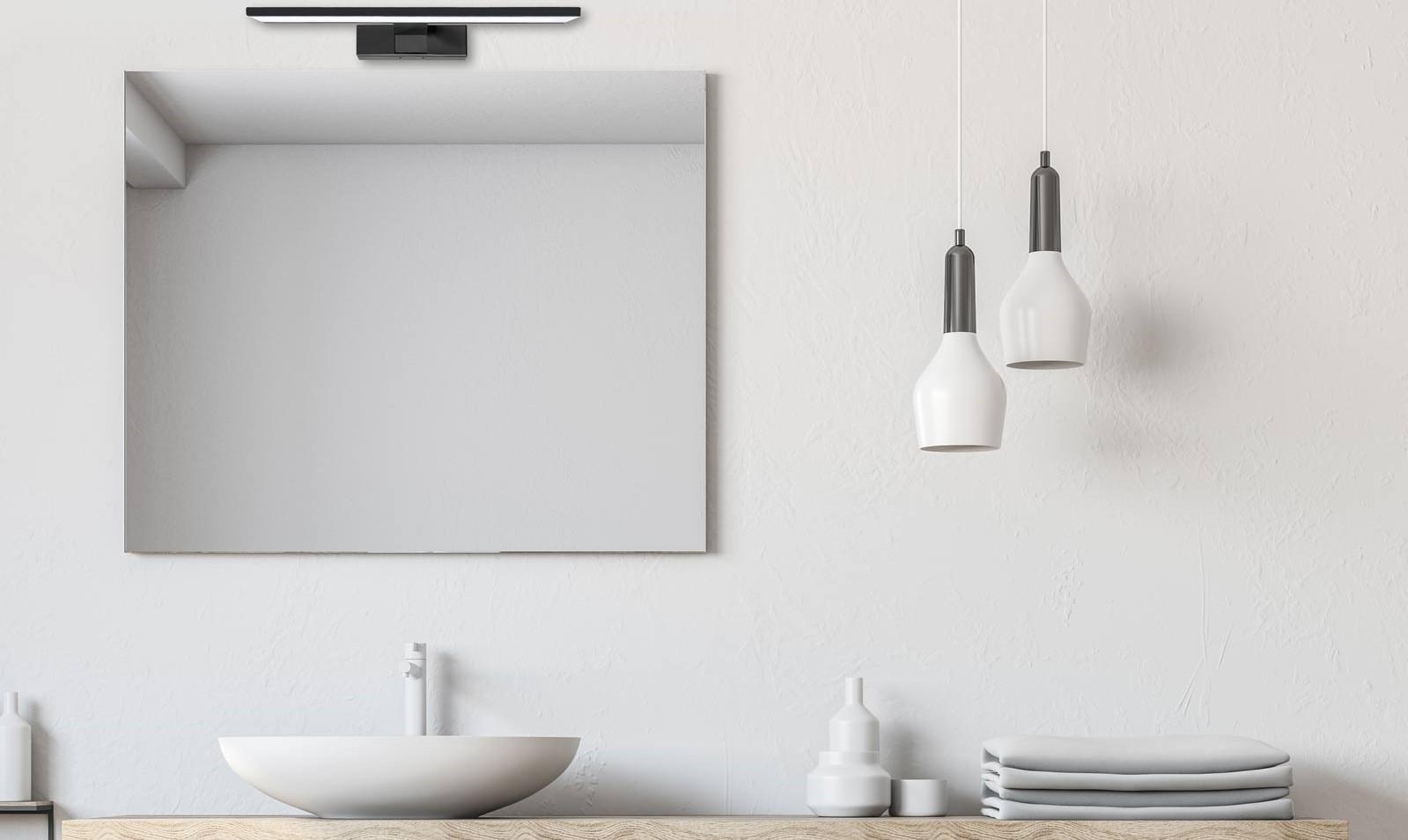 LED Spiegelleuchten – ein Muss in jedem Badezimmer   SEBSON