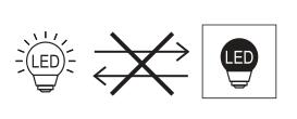Piktogramm/LED_Nicht-Austauschbar