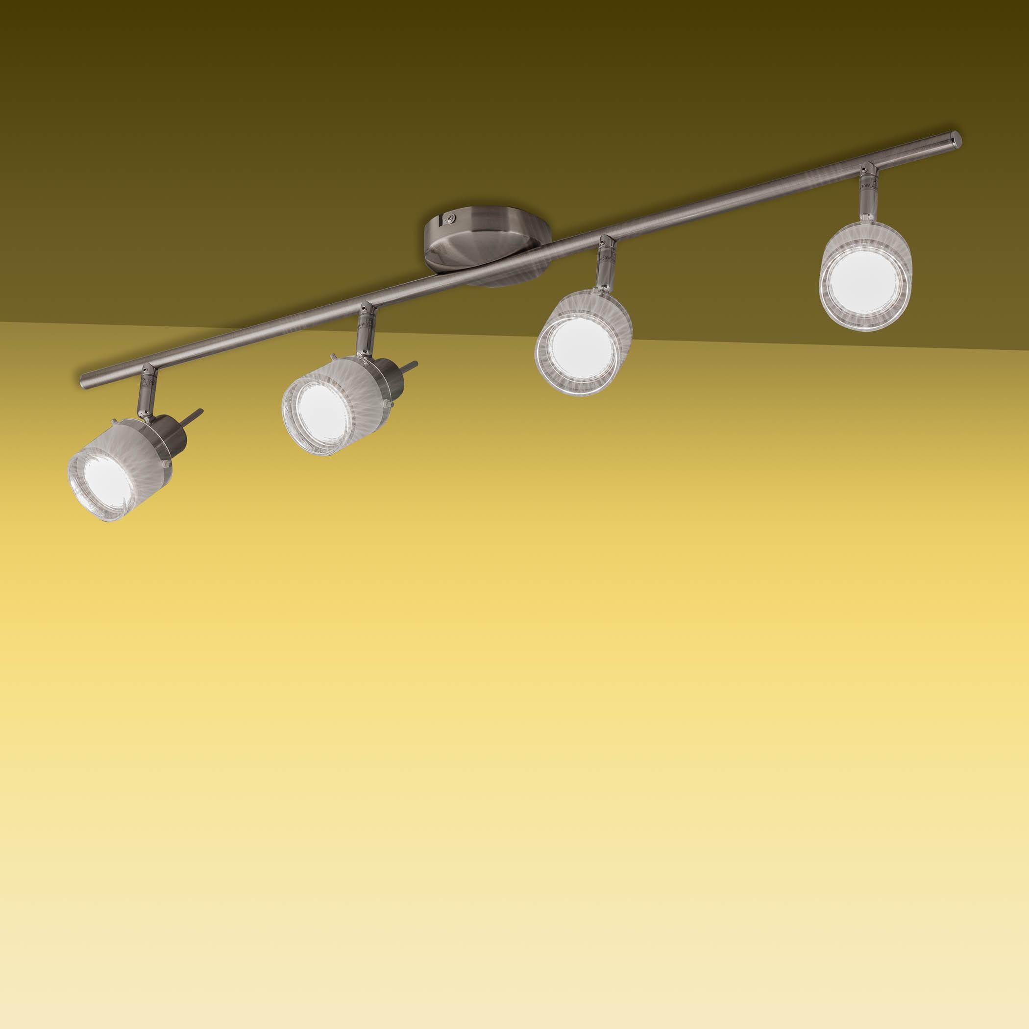 ceiling light zdl gu10 4k a led. Black Bedroom Furniture Sets. Home Design Ideas