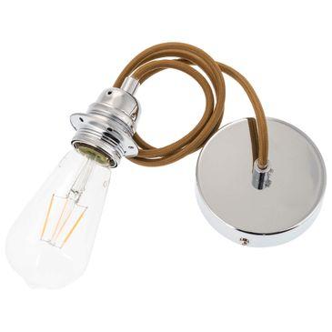 Hängeleuchte HL E27 CBR B inkl. LED