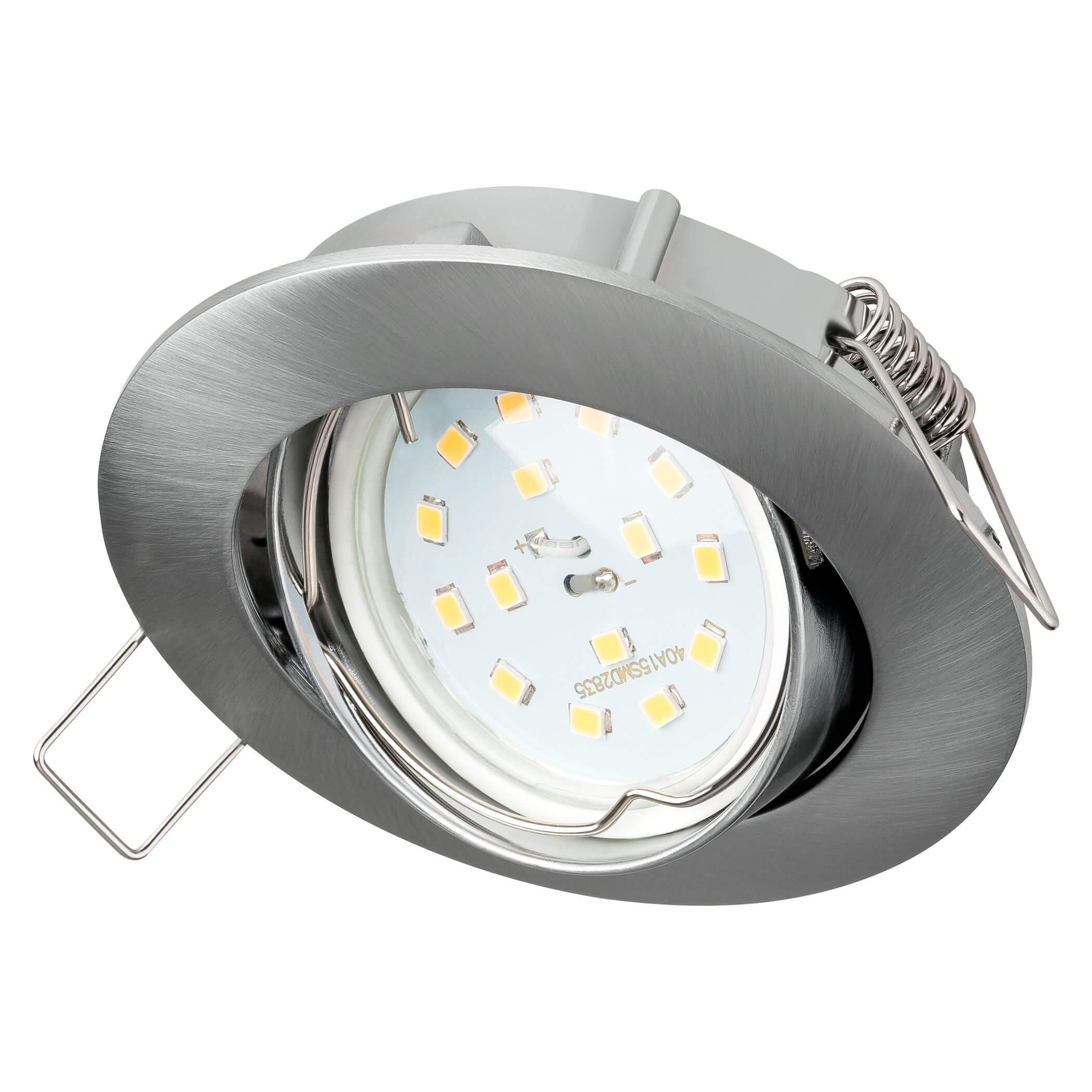 Einbaurahmen Typ 11 inkl. LED Modul