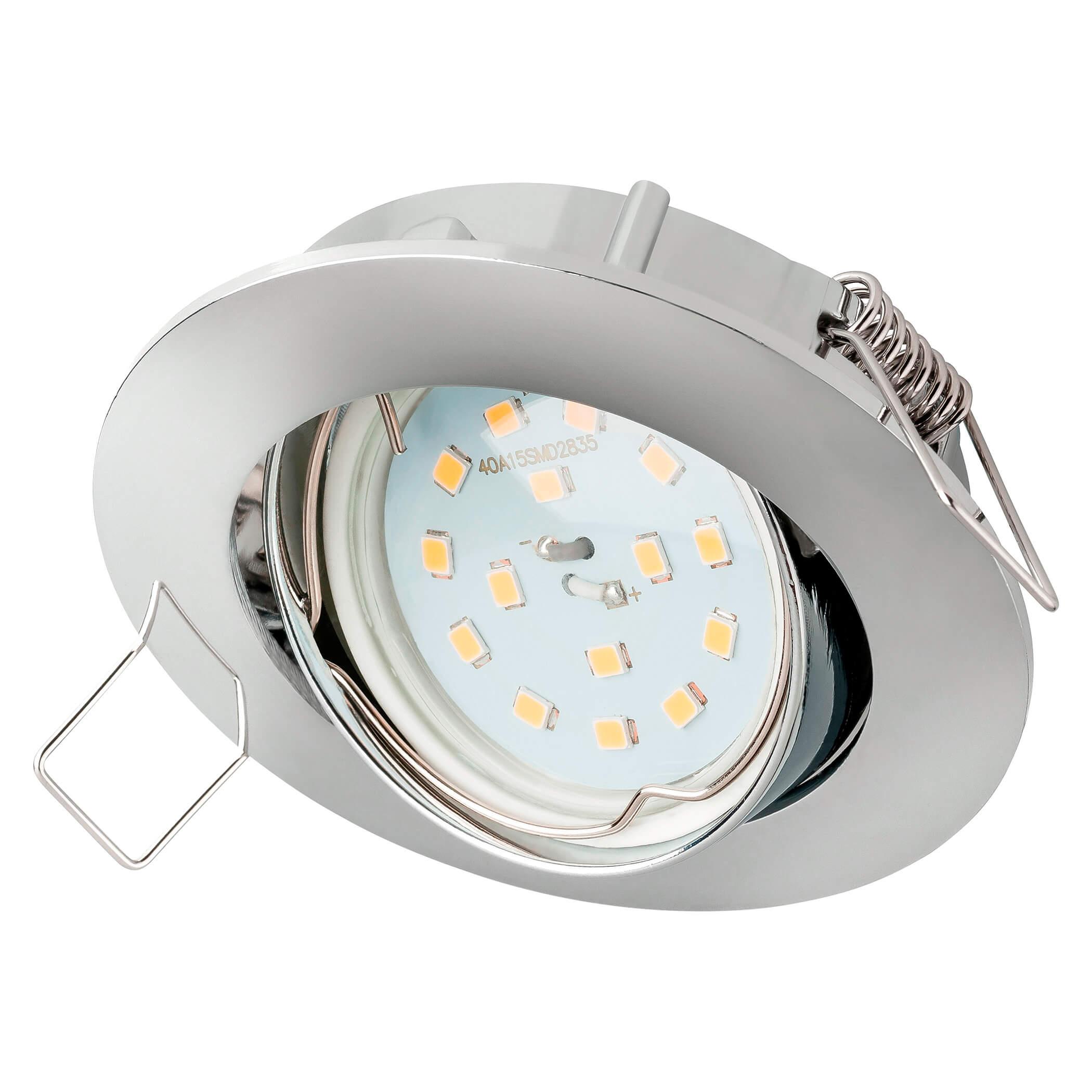 Einbaustrahler mit LED Modul Typ 12