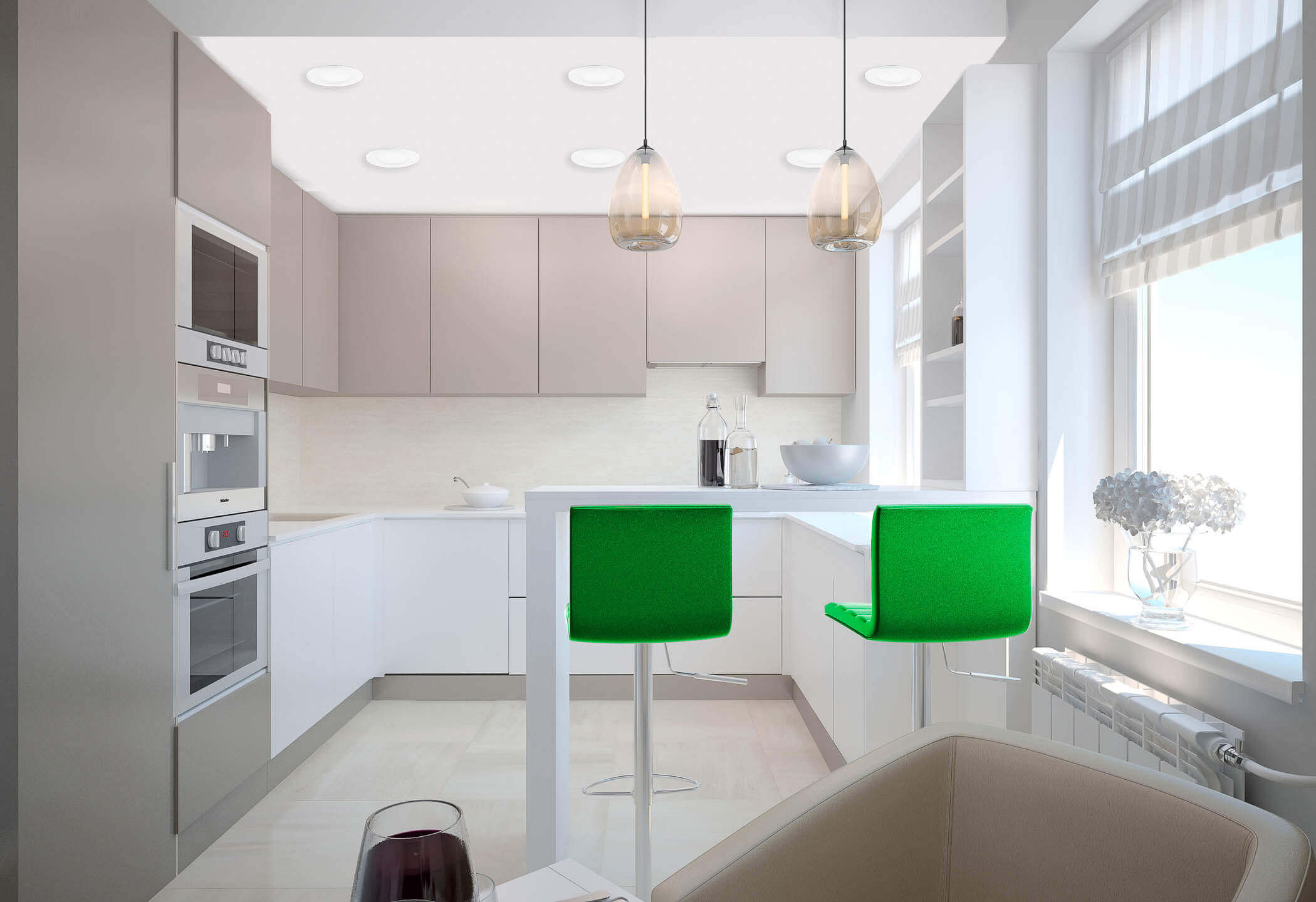 LED Panel 6W   Buy LED lamps and LED lights in SEBSON