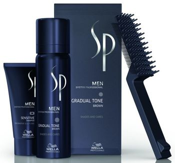 Wella SP Men Gradual Tone Braun 90ml