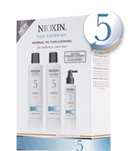 Nioxin Starter Set System 5 350ml