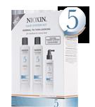 Nioxin Starter Set System 5 350ml